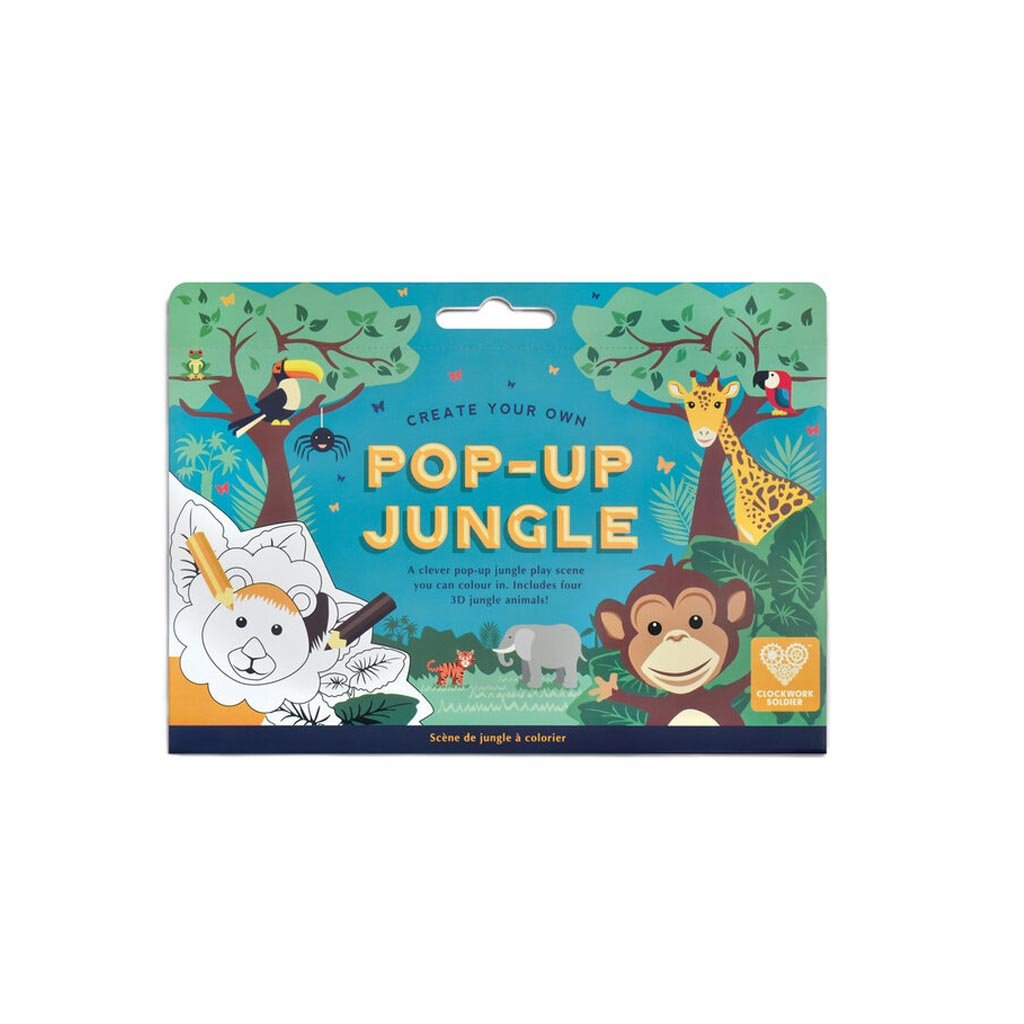 Create Your Own Pop-up Jungle pack