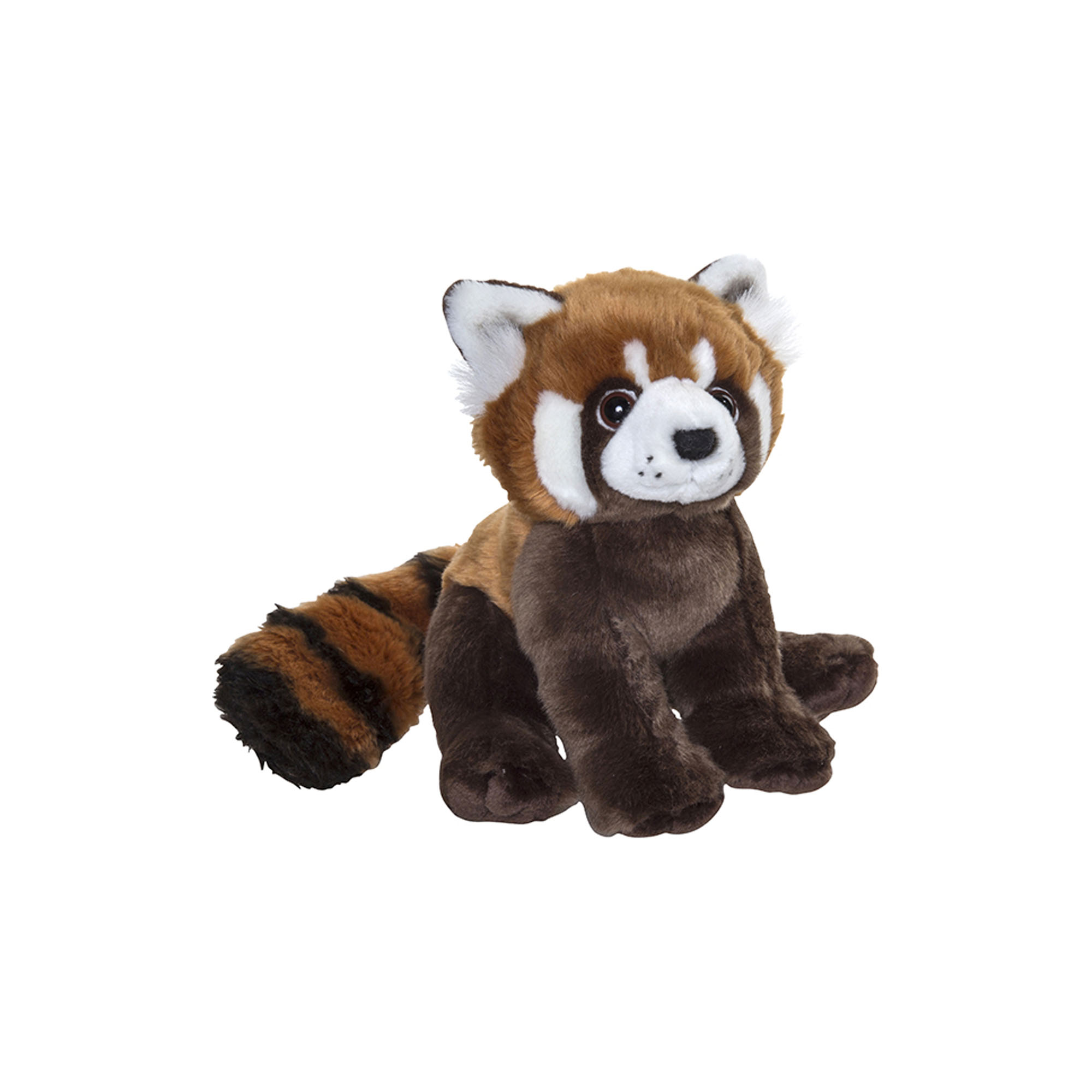 Red panda soft toy, 22cm