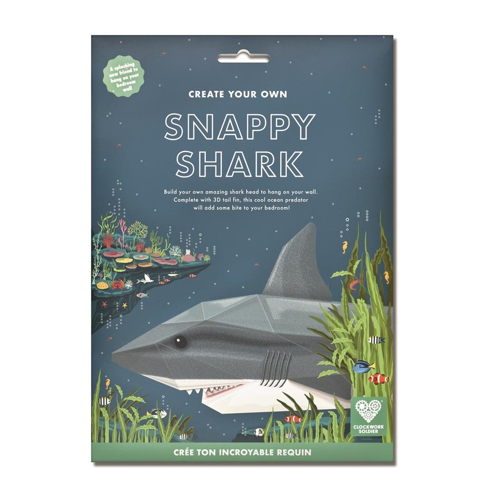Create your Own Shark pack