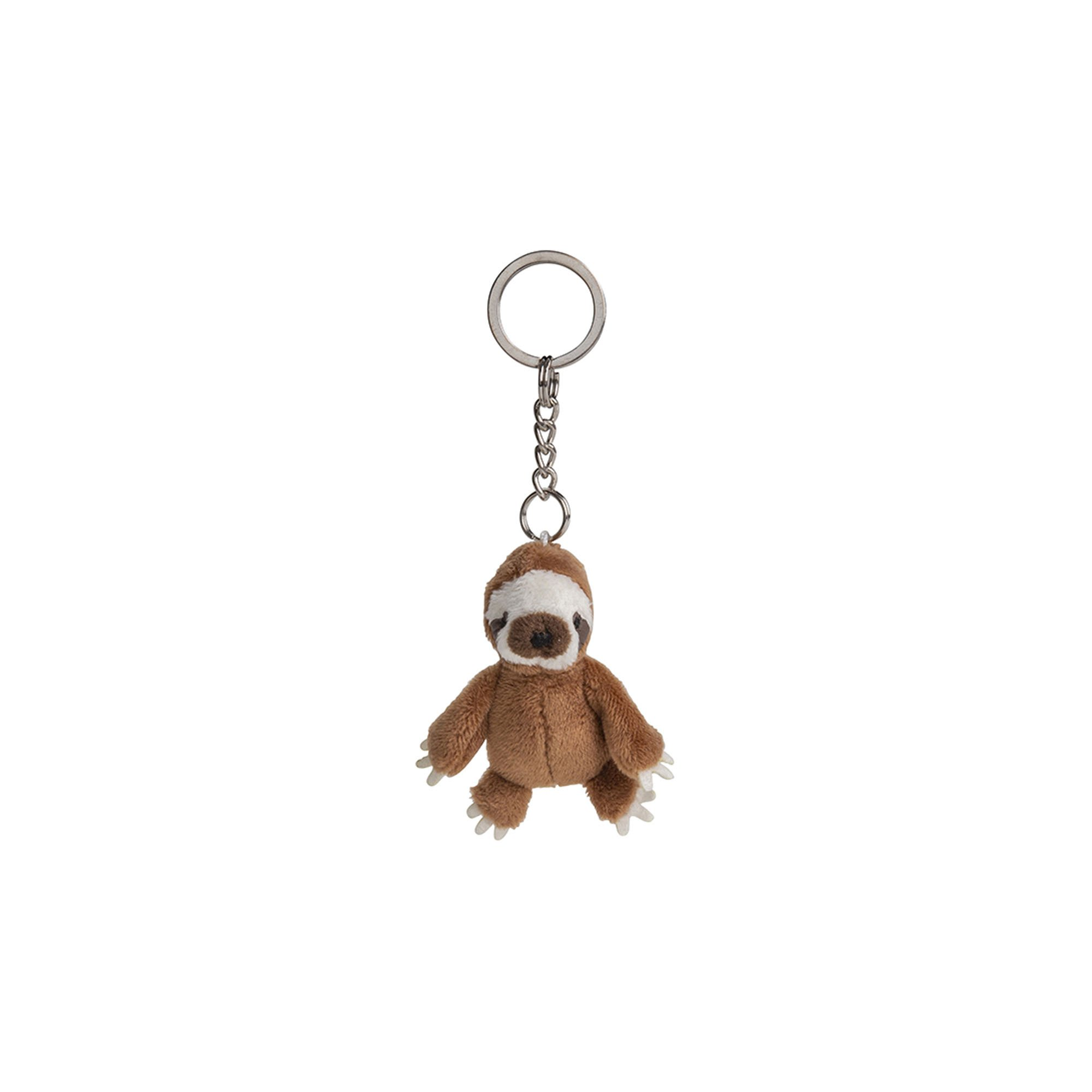 Sloth Soft Keyring