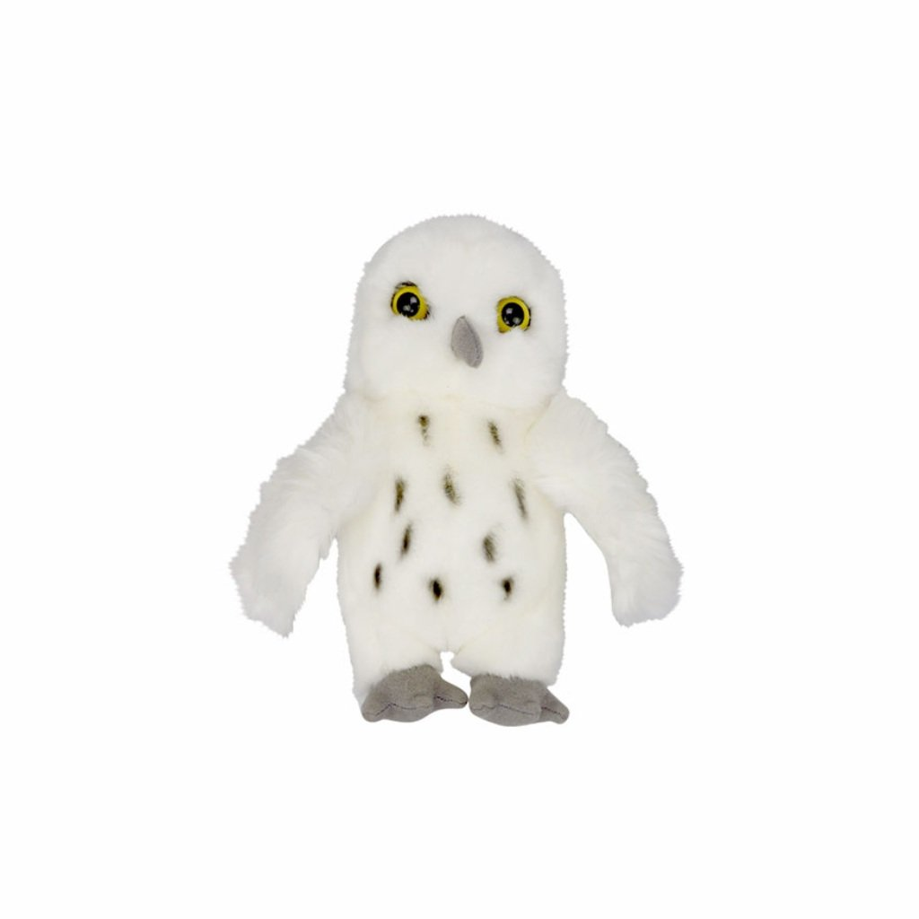 Snow Owl soft toy