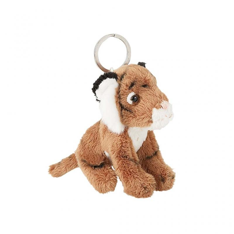 Tiger Soft Keyring, Large