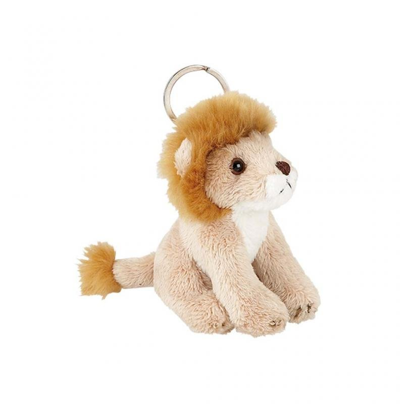 Lion Soft Keyring, Large