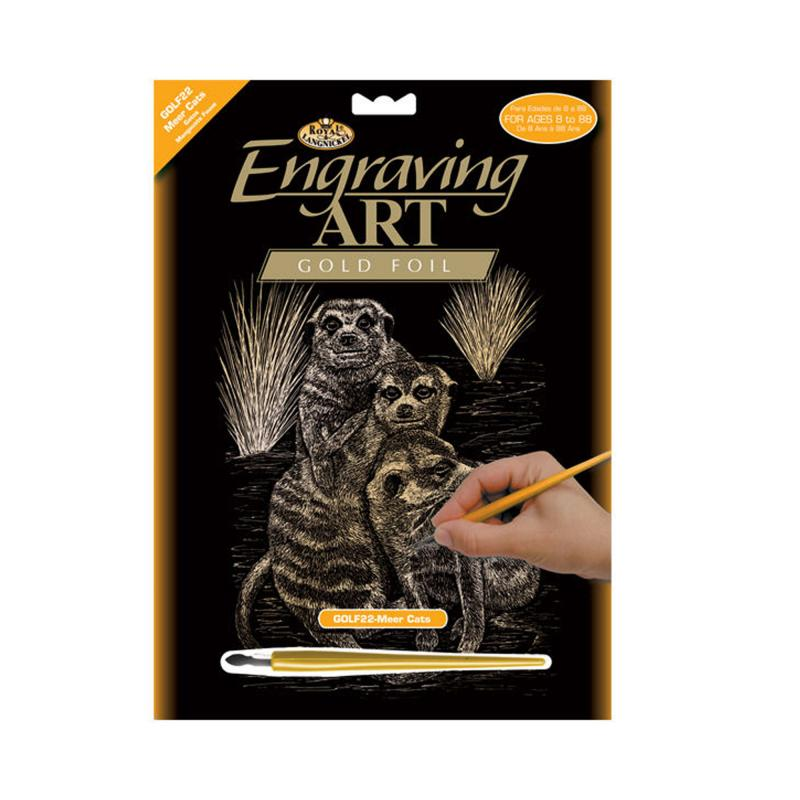 Meerkat engraving kit