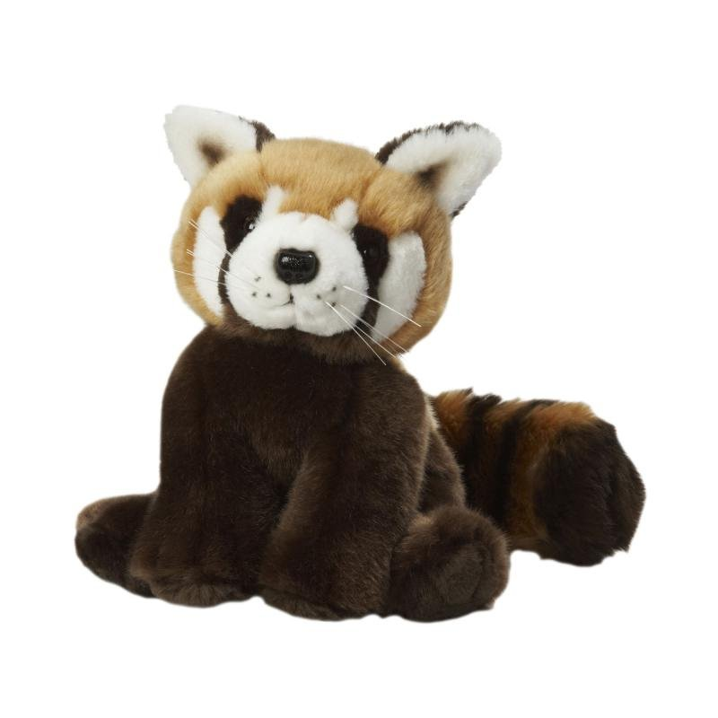 Red Panda soft toy, 18cm