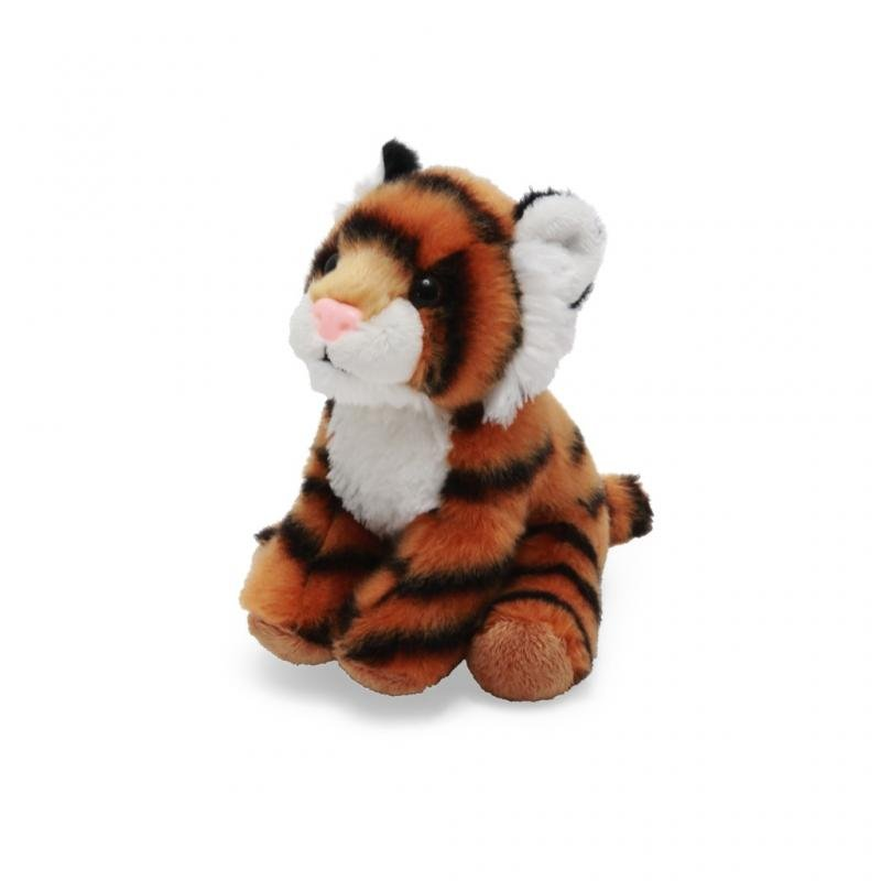 Tiger soft toy, 20cm