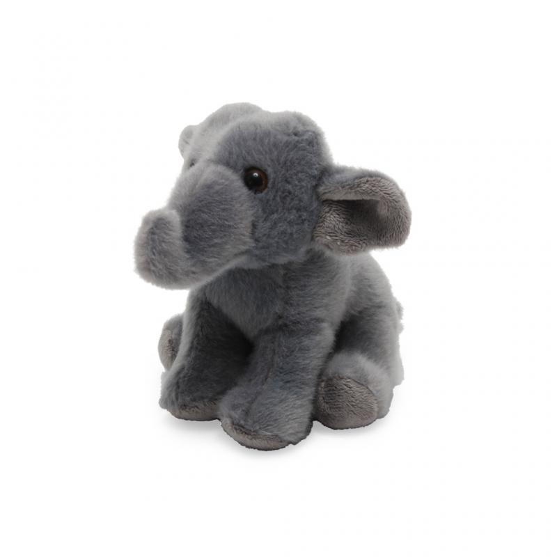 Elephant soft toy, 20cm
