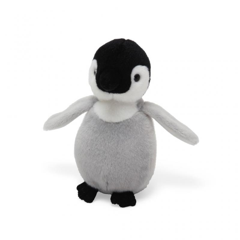Emperor penguin chick soft toy, 20cm