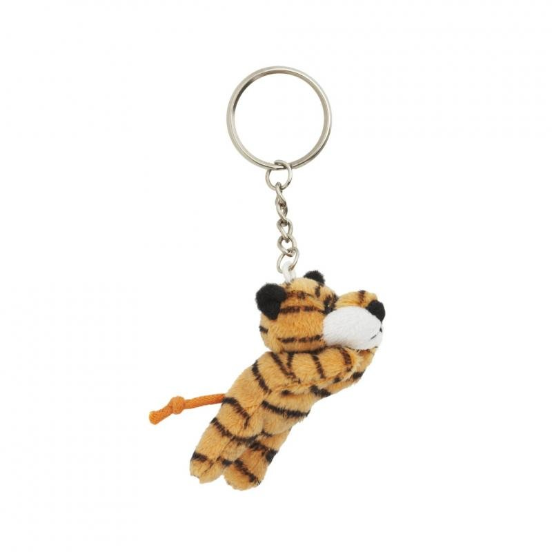 Tiger soft keyring
