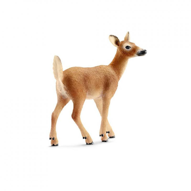 Schleich White-tailed doe figure