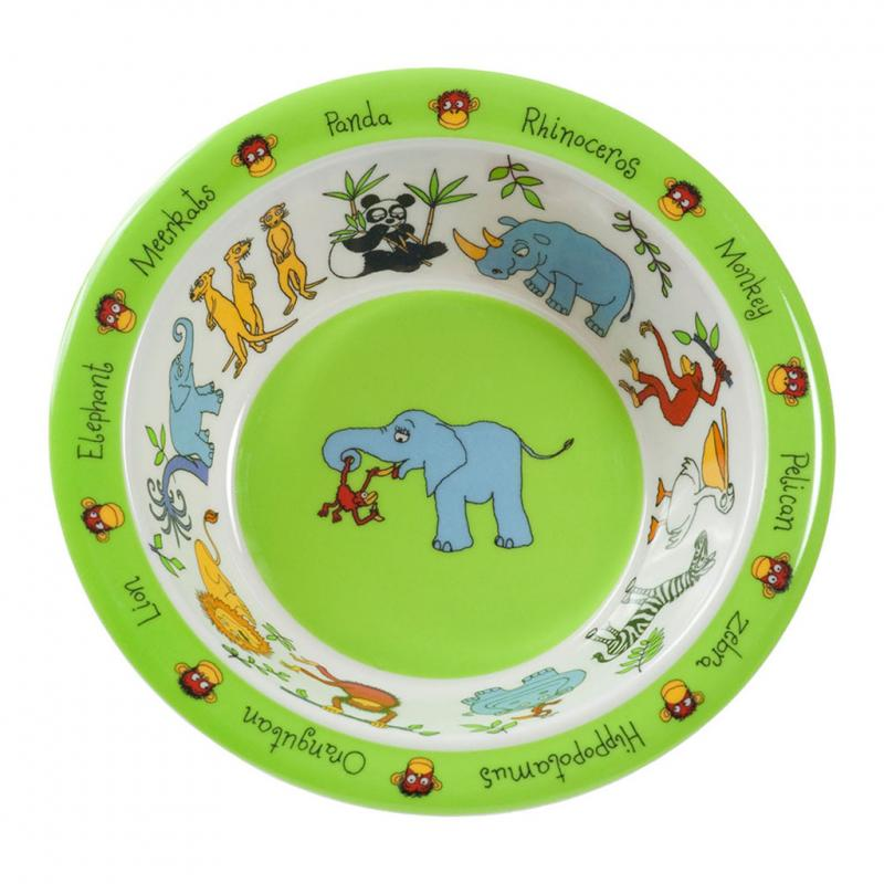 Animal safari bowl