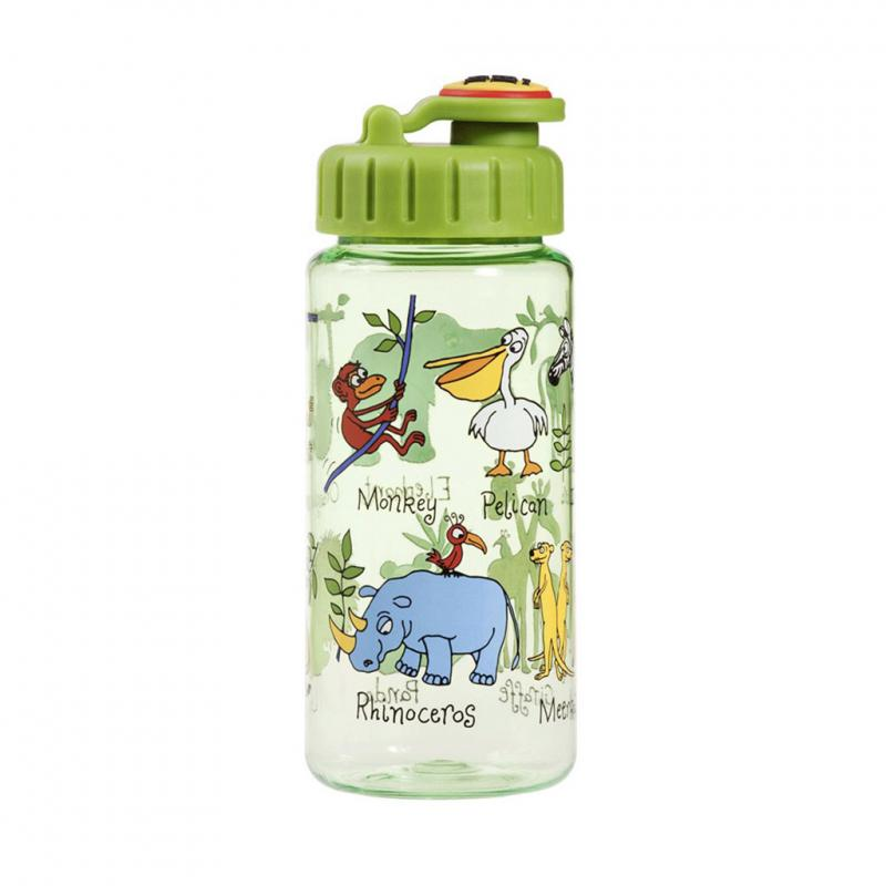 Animal safari drinking bottle