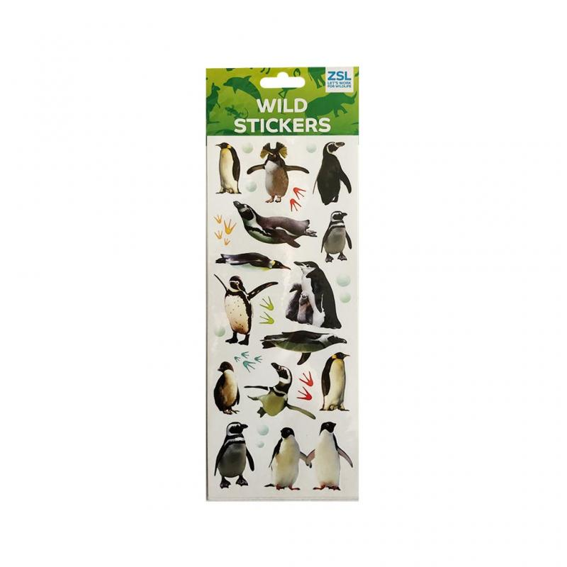 Large Penguin Stickers