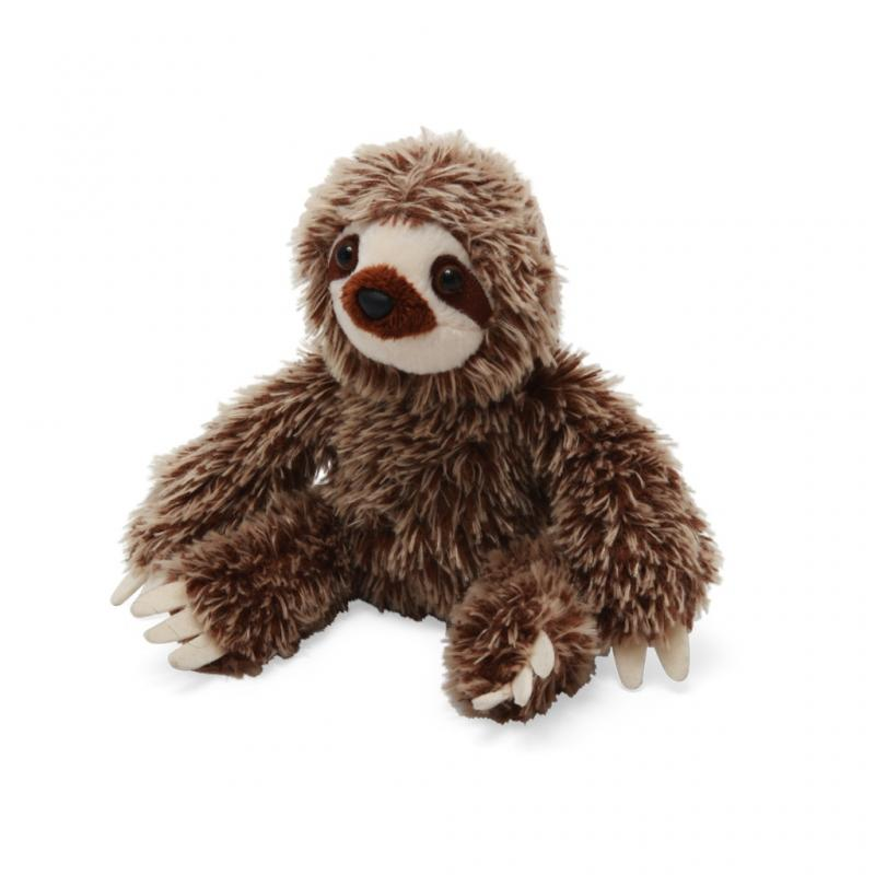 Sloth soft toy, 20cm