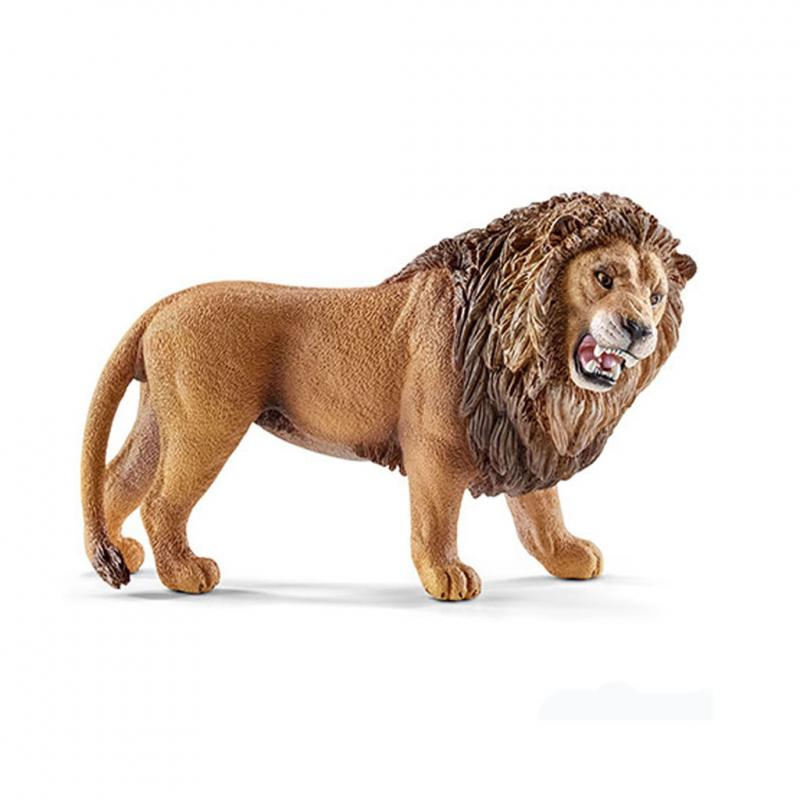 Schleich African lion male