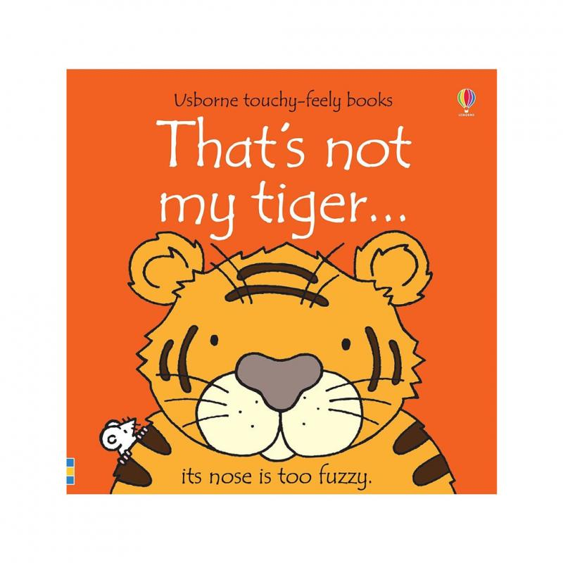 That's Not My Tiger...