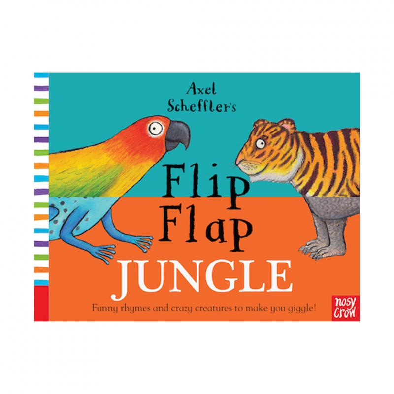 Flip Flap Jungle book