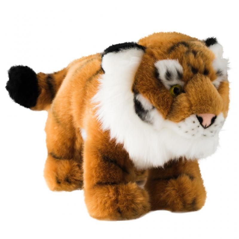 Tiger cub soft toy, 20cm