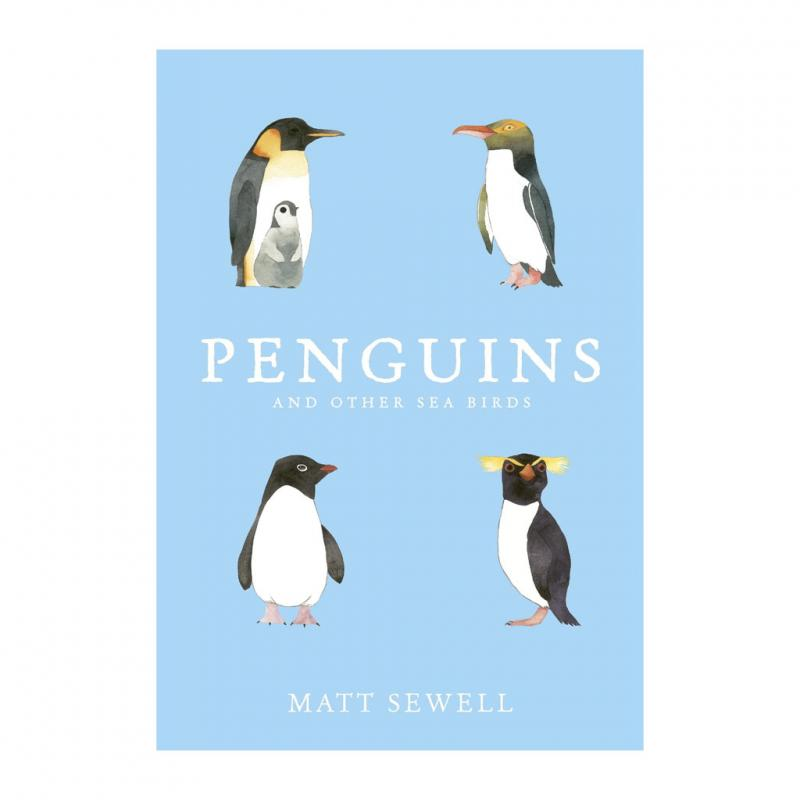 Penguins book