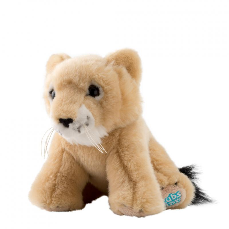 Limited Edition - Cubs100 lion soft toy