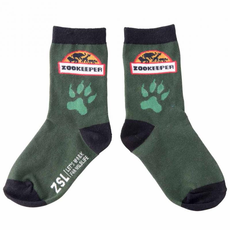 Junior Zoo Keeper Socks