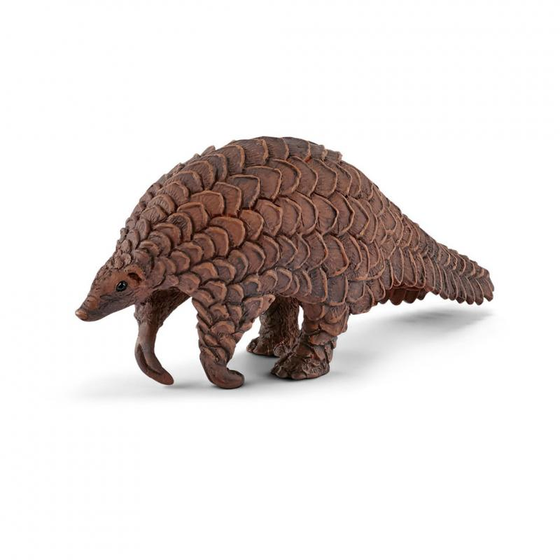 Schleich Giant pangolin figure