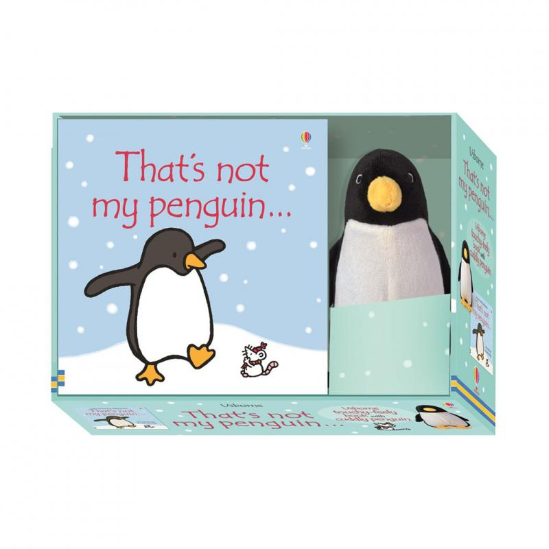 That's not my penguin gift set