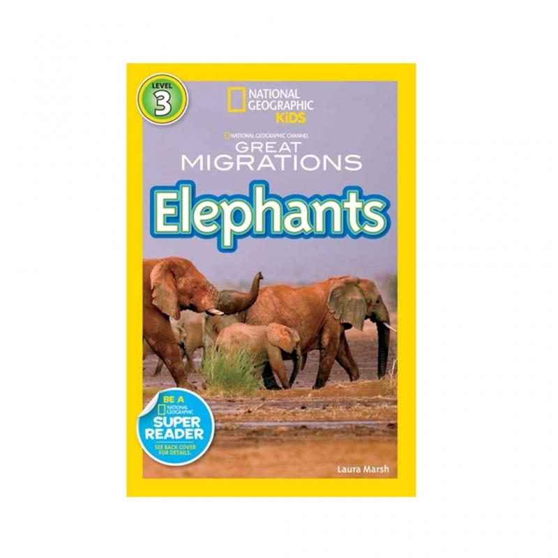 Great Migrations, Elephants Book