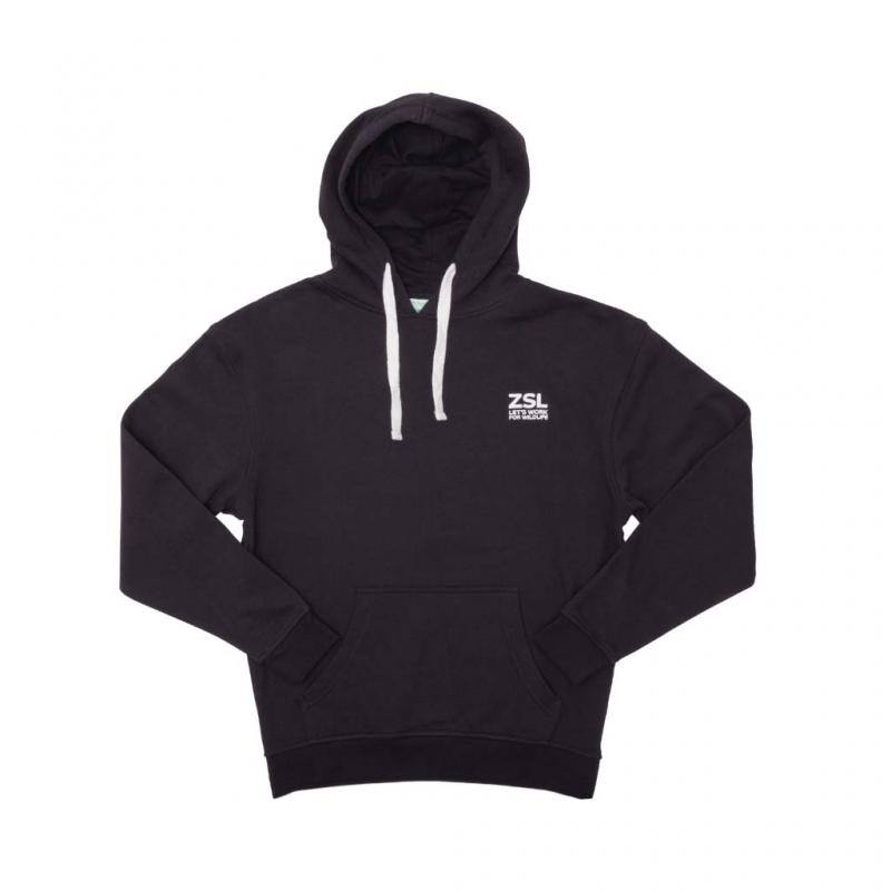 Adult's ZSL Branded Pullover Hoodie, S