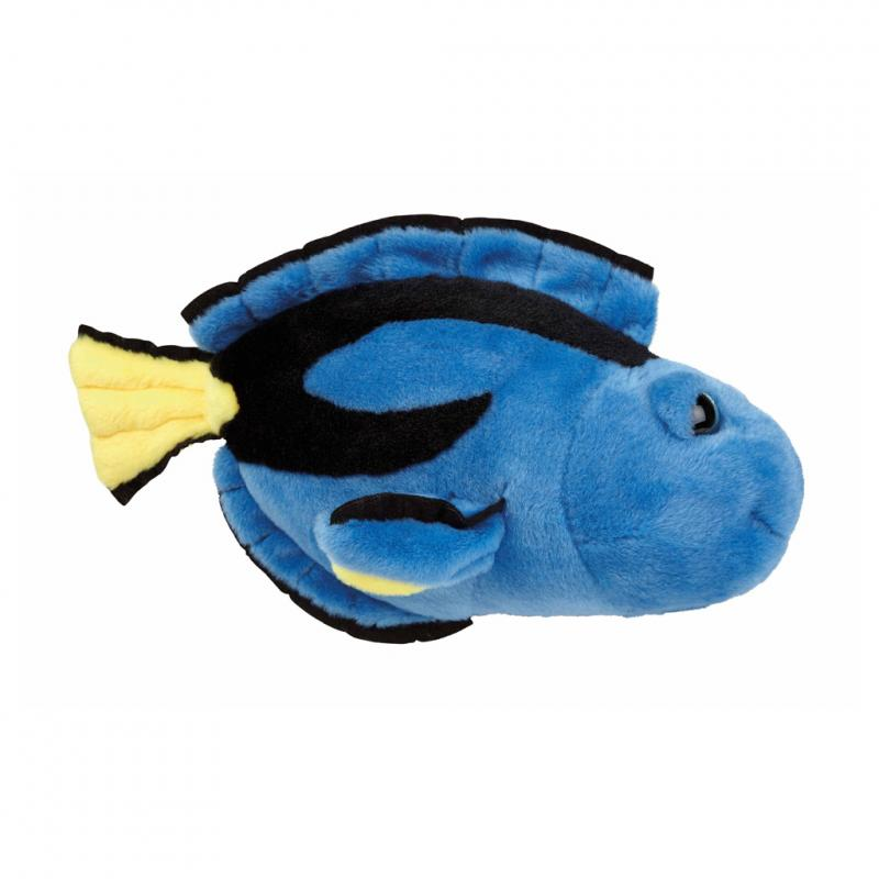 Blue tang soft toy, 40cm