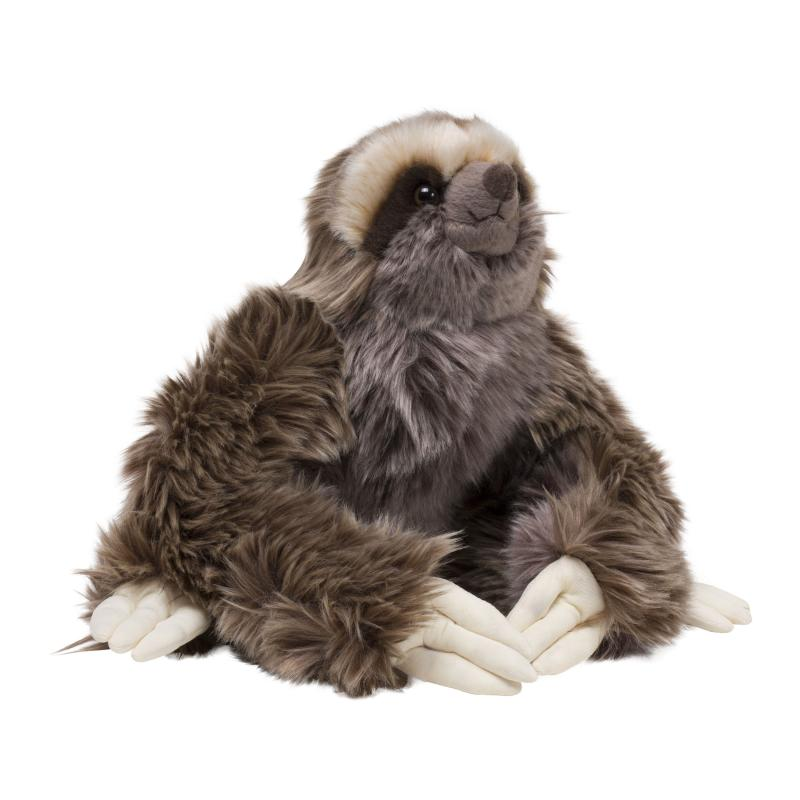Sloth soft toy