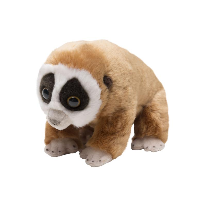 Slow loris soft toy