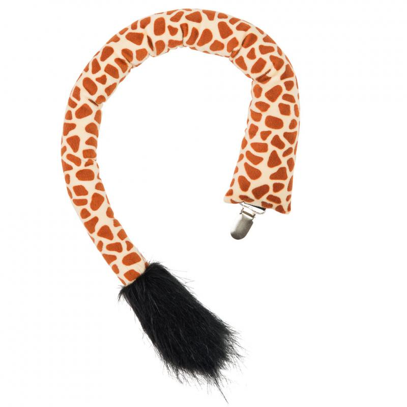 Giraffe tail, fancy dress accessory