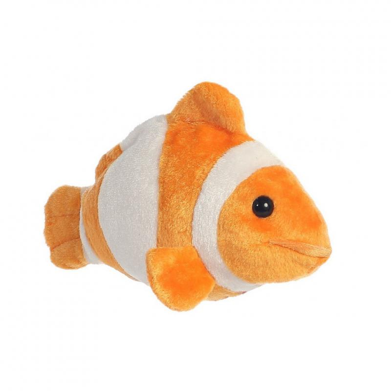 382649 Clown fish soft toy
