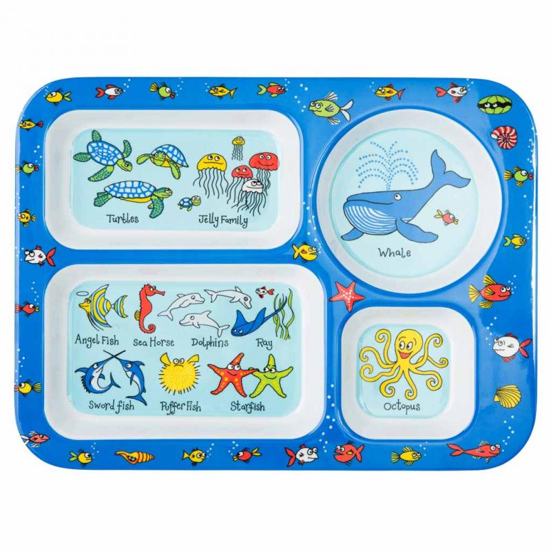 Under the Sea tray