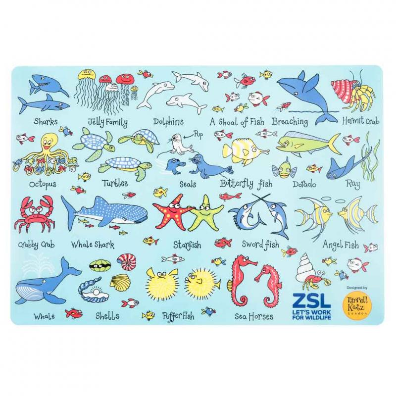 Under the Sea placemat