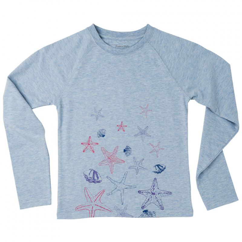 Children's Starfish Long Sleeve Top