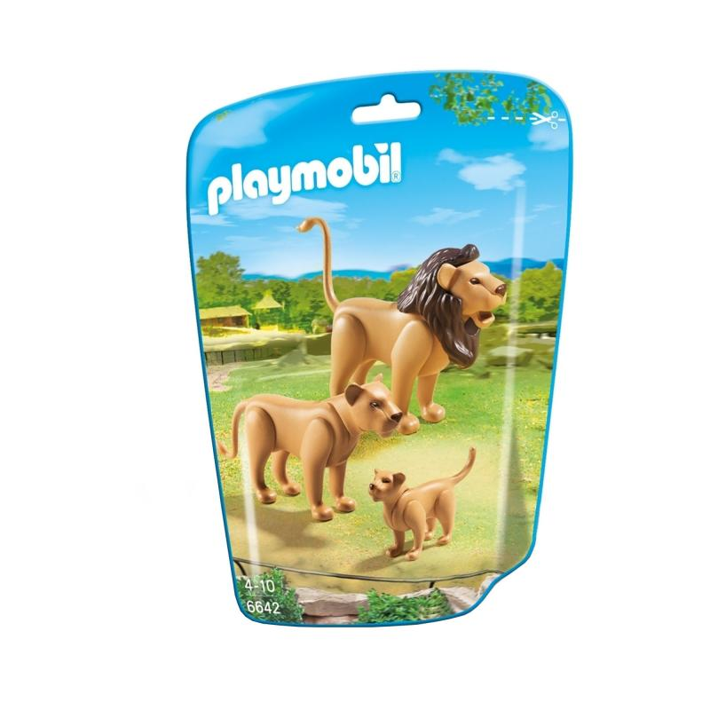 Playmobil Lion figures