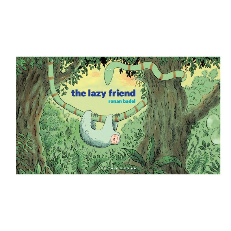 The Lazy Friend Book