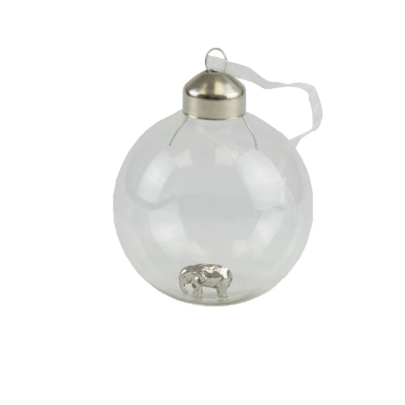 elephant calf bauble