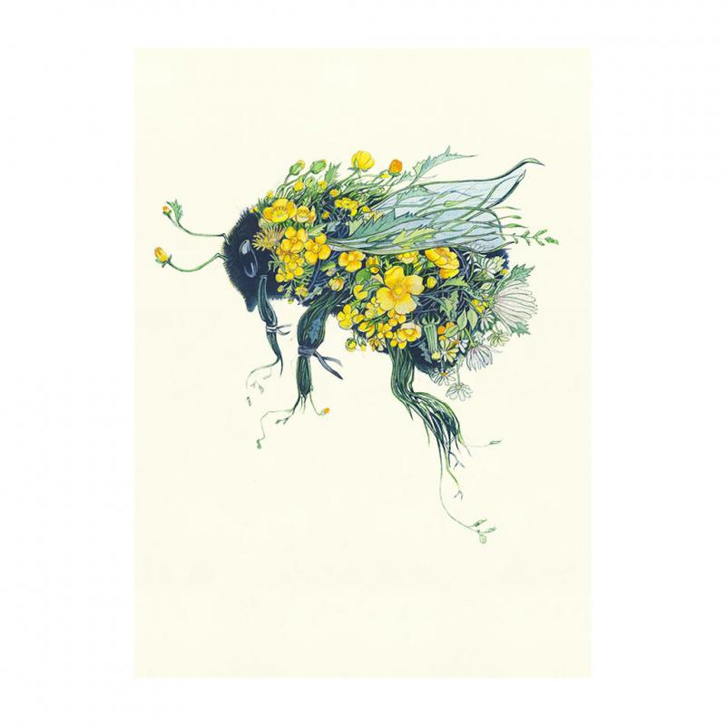 BumbleBee Greetings card