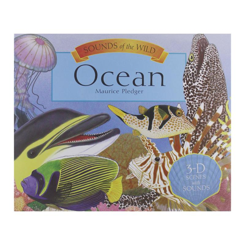 Sounds of the wild ocean book