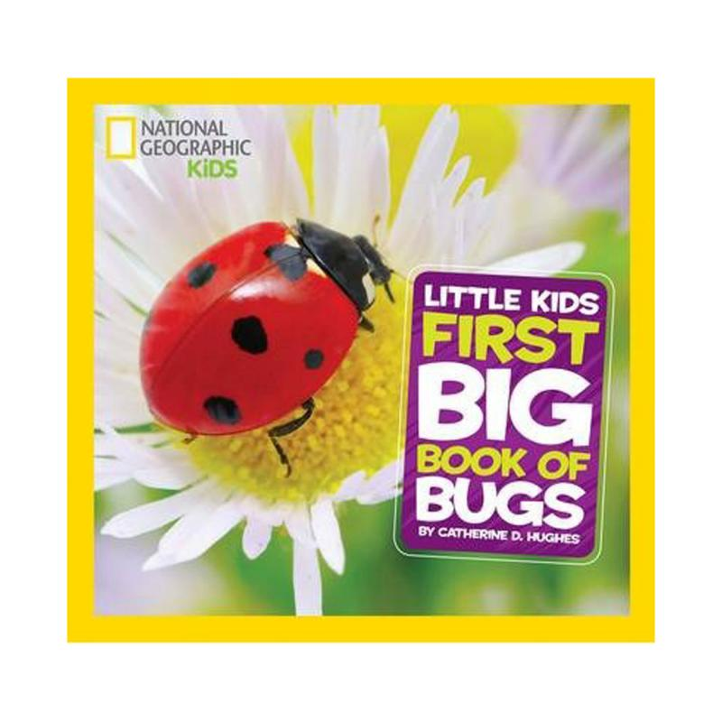 National geographic kids big book of bugs