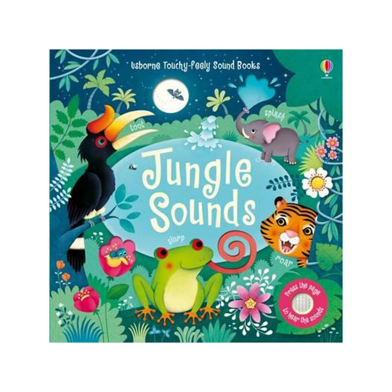 Jungle sounds book