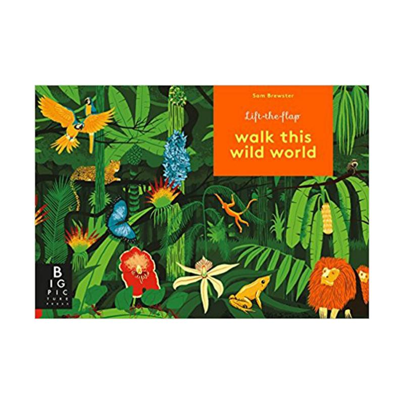 Walk this wild world book