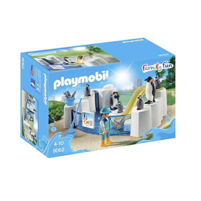 Penguin Pool Play set
