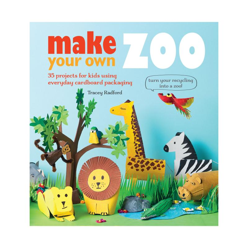 Make your own zoo book