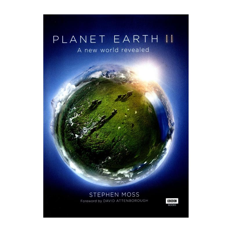 Planet Earth II book
