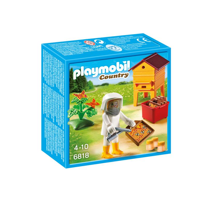 Playmobil beekeeper playset