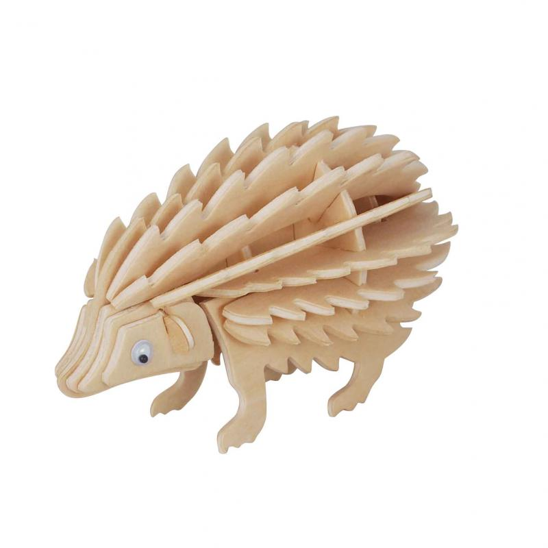 Hedgehog construction kit